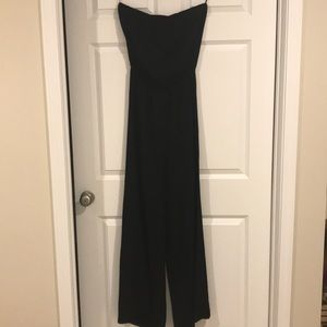 BB Dakota Nahal strapless jumpsuit